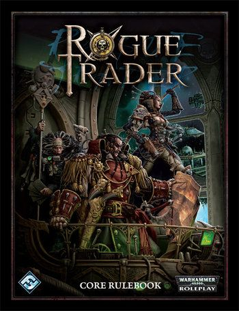 For the original Rogue Trader, see Warhammer 40,000; this article is for the 2009 Tabletop RPG. Rogue Trader is the second of a series of Warhammer 40,000 tabletop roleplaying games. While its sister game Dark Heresy casts the players in the role …