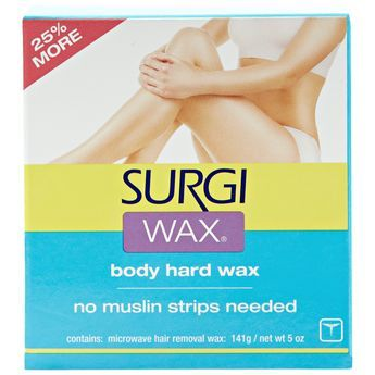 Surgi Wax Microwave Hair Remover for Body & Leg