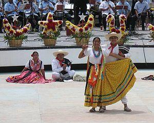 Oaxaca.- Guelaguetza 07