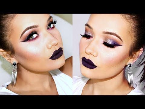 Kickstart your day with a good read!⚡️Beauty Tips – Smokey Eyeliner + Dark Lipstick Drugstore Makeup https://kaybeth.com/smokey-eyeliner/