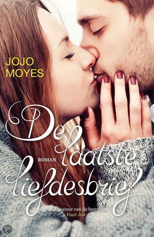 #boekperweek 40/52 De laatste liefdesbrief - Jojo Moyes Een heerlijk romantisch verhaal.