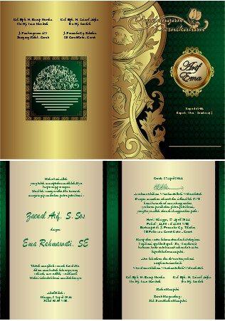 3000 Desain Undangan Perkawinan Perkawinan, Pernikahan, Khitanan, Ultah, Desain Grafis Terlengkap dan Terbaik Karya Designer Profesional