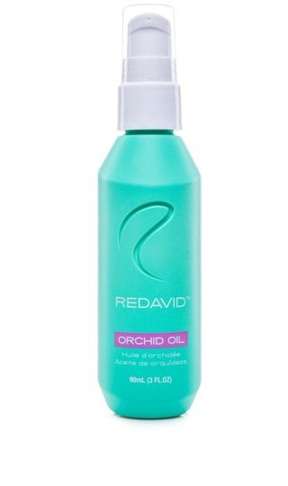 Orchid Oil: Control the frizz, free the tangles and enjoy the shine | http://www.redavidhair.com/products/orchid-oil/