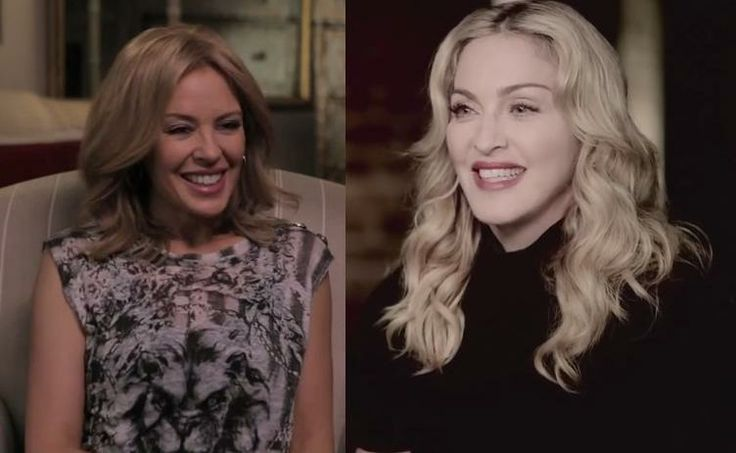 Kylie Minogue talks about her new album and dream collaboration with Madonna (Video) :: Madonna Glam