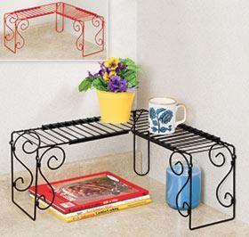 Corner Shelf Harriet Carter