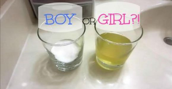 See If You Are Expecting a BOY or a GIRL with This Simple Baking Soda Gender Test - http://nifyhealth.com/see-if-you-are-expecting-a-boy-or-a-girl-with-this-simple-baking-soda-gender-test/
