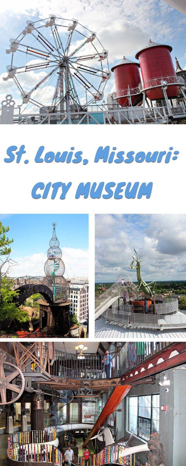 St. Louis, Missouri: City Museum