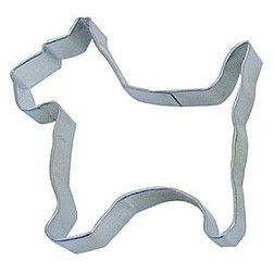 Cortador perro escocés 9 cm