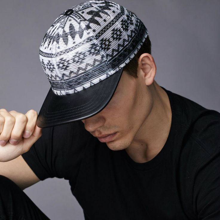 mens sports caps uk the flat brim baseball cap with hair attached designer