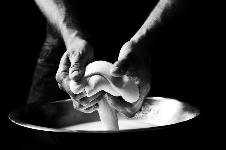 How to Make Old-World Mozzarella and Burrata, According to DiStefano Cheese - Bon Appétit
