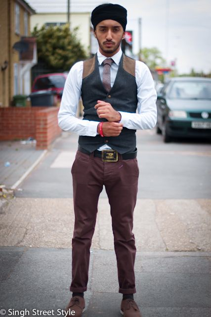 17 Best images about Sikh Men's Fashion on Pinterest ...