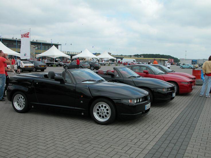 Alfa Romeo clubdag circuit Assen 2008