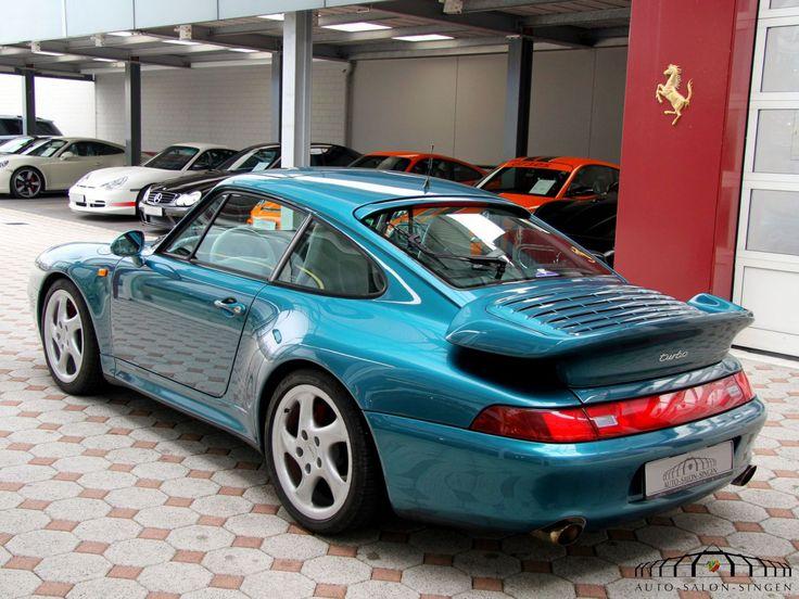 Porsche 993 Turbo - Auto Salon Singen