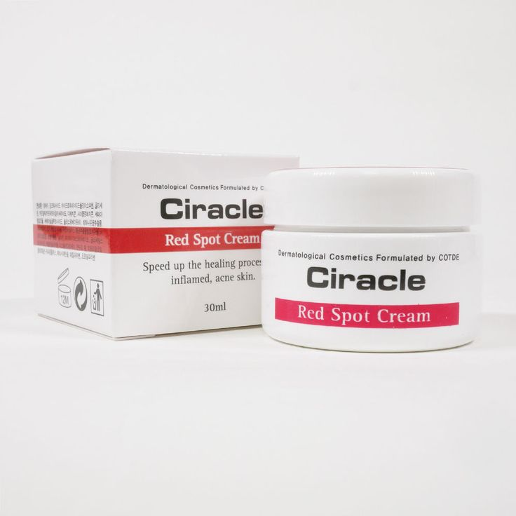 Ciracle Red Spot Cream 30ml Trouble skin Pimple Acne Anti-blemish  #Ciracle