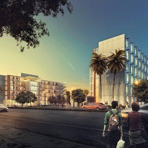 SOM is leading a team for the master planning and architectural design of housing on the University of California, Santa Barbara campus. The project calls for creating new apartment-style residences and amenities for students, as well as staff and faculty