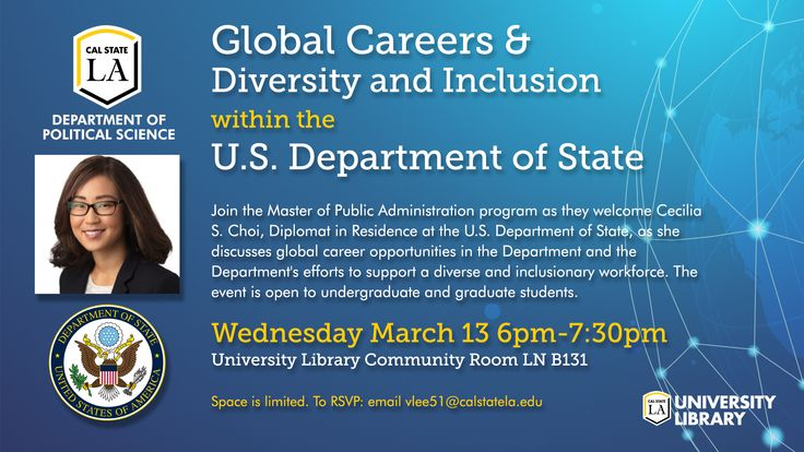 Global Careers and Diversity and Inclusion within the U.S