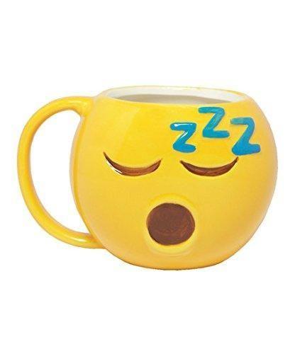 The Snoozing Sleeping Emoji Coffee Mug