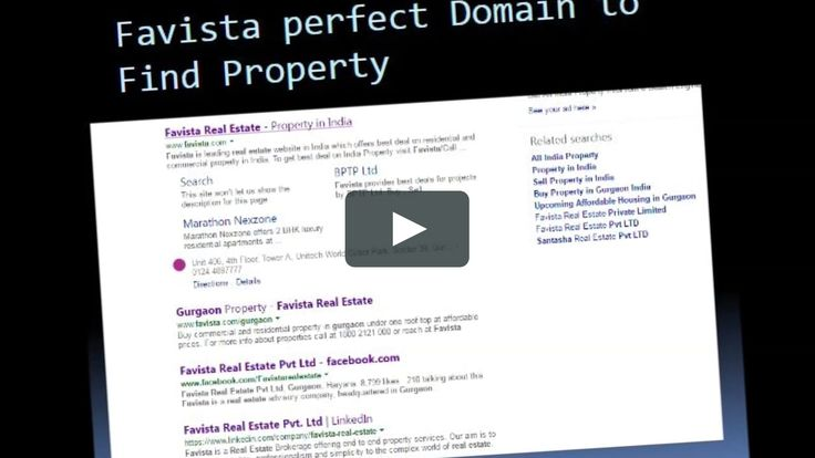 Coldwell Banker Favista - The Best #RealEstatesiteInIndia, for buying, selling and commercial properties online In India #favista #coldwellbankerfavista https://vimeo.com/236551702