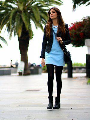 marilynscloset Outfit   Invierno 2013. Cómo vestirse y combinar según marilynscloset el 25-2-2014