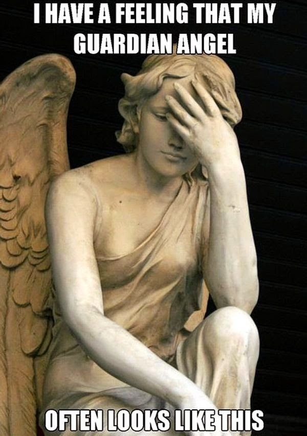 Association Of Catholic Women Bloggers: October 2nd, The Feast of Our Guardian Angels...