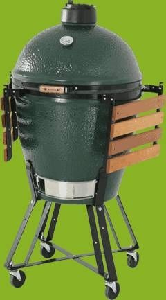 How to Use a Big Green Egg Smoker