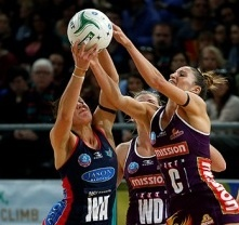 Firebirds prove their title credentials - MEMORIES of last year's agonising defeat on the same court were all but erased for Mission Queensland Firebirds coach Roselee Jencke in their on-the-road win over the Melbourne Vixens on Sunday.