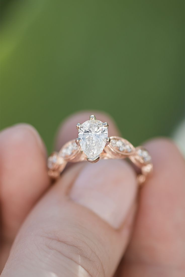 simple krockfedora vintage on love rings unique engagement cut princess i best ring diamond halo round images pinterest