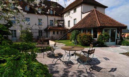 Hostellerie La Tour D'Auxois à Saulieu : Escapade gourmande pour deux en Bourgogne: #SAULIEU 69.00€ au lieu de 119.00€ (42% de réduction)