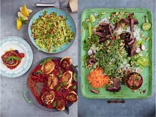 Jamie's 15 minute meals recipes