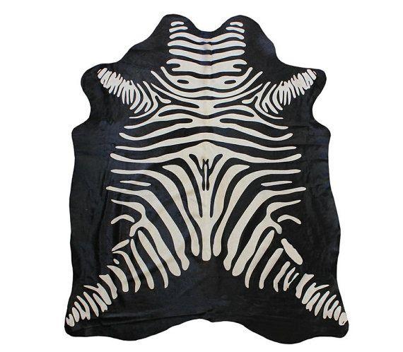 Las 25 mejores ideas sobre alfombras de cebra en pinterest - Alfombra piel cebra ...