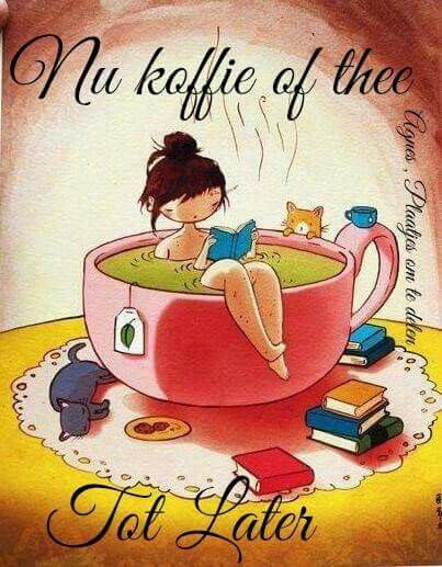 Koffie tijd....L.Loe