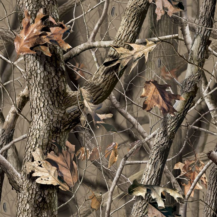 Realtree Camo Hardwoods