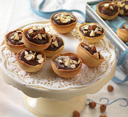 Csokitortácskák.  A receptért kattints a képre!
