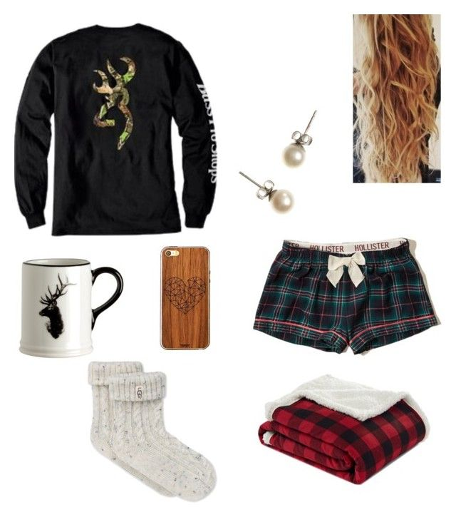 """Sicky days :("" by babyinblue on Polyvore featuring Hollister Co., J.Crew and Toast"