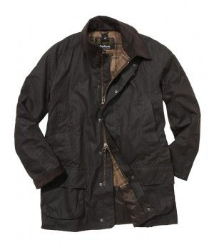 Barbour Mens Bristol Waxed Jacket 2014