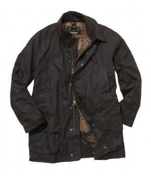 Barbour Mens Bristol Waxed Jacket 2014