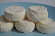 Dried Maltese Cheese (Gbejniet) (Maltese Food, Maltese Recipes, Maltese Cuisine)