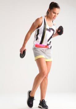 Pantalones cortos deportivos de mujer   Lo último en ZALANDO