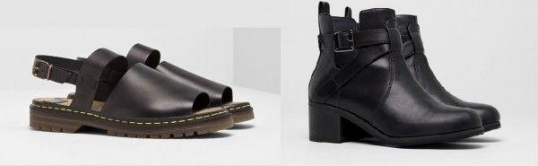 Zapatos de Pull and Bear rebajas verano 2014