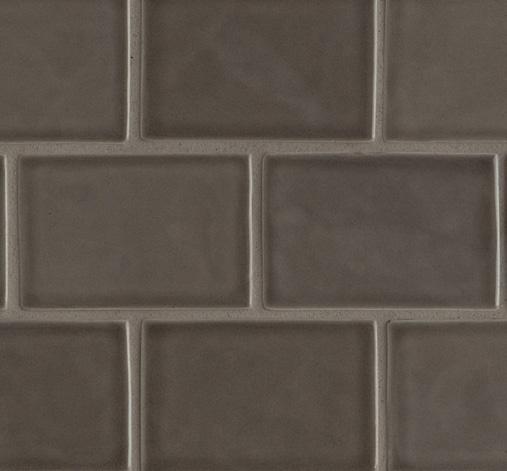 Walker zanger tuileries brique mosaic 2x3 field tile for Walker zanger
