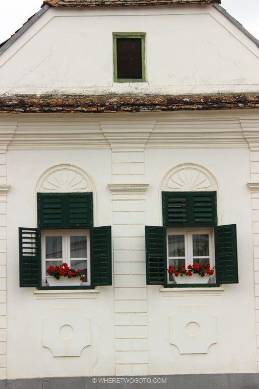 House in Rimetea, Transylvania