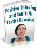 Utilise the knowledge within this ebook to learn how to change your outlook on life and talk to yourself in a positive, healthy way. - Download for FREE!