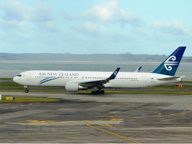 Air New Zealand met à la retraite son dernier 767