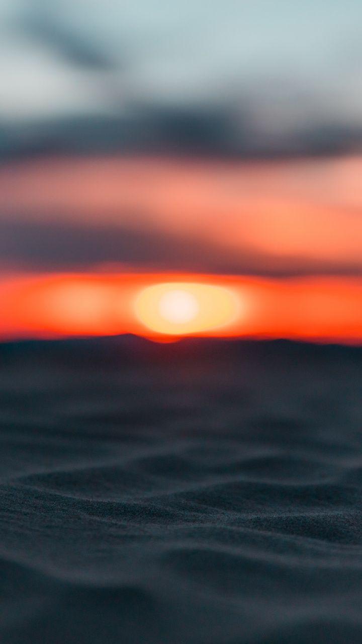 Sunset Bokeh Sand Close Up Desert Blur 720x1280 Wallpaper Hd Nature Wallpapers Background Images Wallpapers Iphone Wallpaper