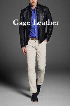 Jaket Kulit Asli Domba Kode Gage 46 Untuk Pemesanan Silahkan Hubungi www.gageleather.com #leatherjacket #gageleather