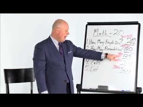 "ERIC WORRE and ""How To Recruit 20 People In 30 Days""!!  My Network Marketing company I work with is  http://www.1502983.talkfusion.com/es/products"