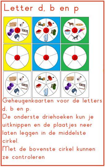 Lijn 3, letter b,d en pj te gebruiken bij Thema 5 - Digibord Onderbouw