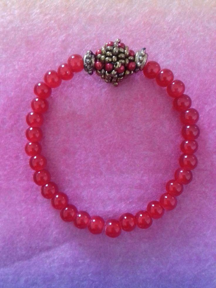 Interlace Gemstone Bracelet