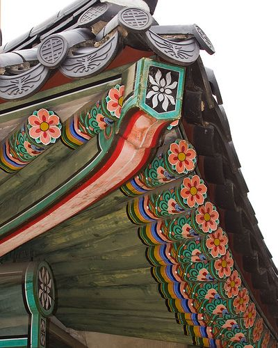 Flower Detail   Korea