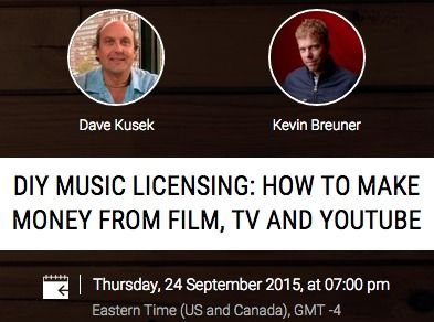 You don't need a big publisher to get your music licensed on TV and YouTube! Learn how to get placements, get exposure, and make money from licensing as...